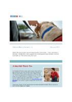 01 VMF February 2015 eNewsletter