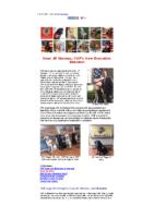 VMF October 2017 Newsletter