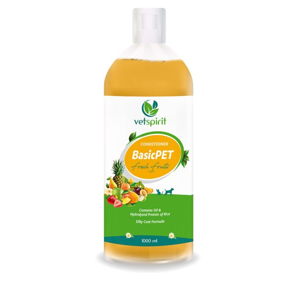 BasicPET Contitioner - Fresh Fruits - 1000 ml 1