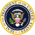 Seal for the President of the United States
