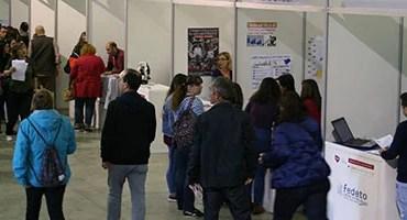Vettonia participa en la IV edición de la Feria del Empleo y Emprendimiento