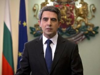 Снимка от прессекретариата на Росен Плевнелиев