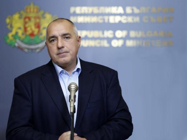 Снимка от сайта на Бойко Борисов.