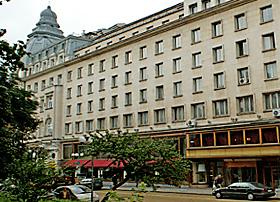 Гранд хотел България Снимка от сайта на Балкантурист
