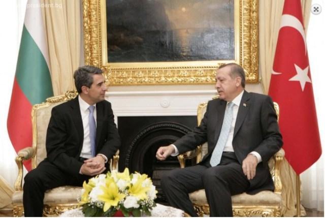 2012 г. Плевнелиев на среща с Ердоган. Снимка: Прессекретариат на президента, архив