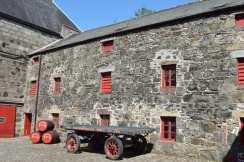 Glendronach'daki eski maltlama binası