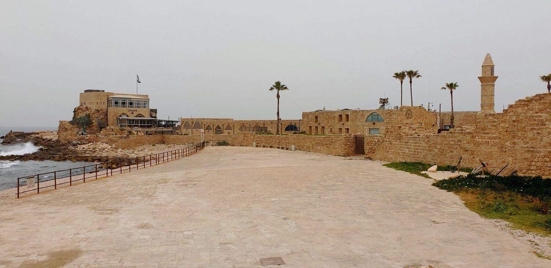 נמל גן לאומי קיסריה