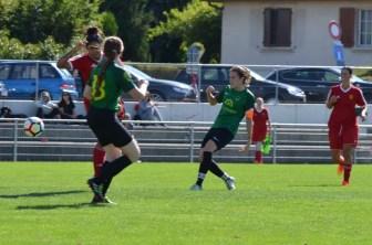 2018 08 26 FC Veyrier Fem vs FC Chêne Aubonne 3-3 - 26