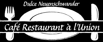 Café restaurant à l'Union sponsor de notre 3ème équipe