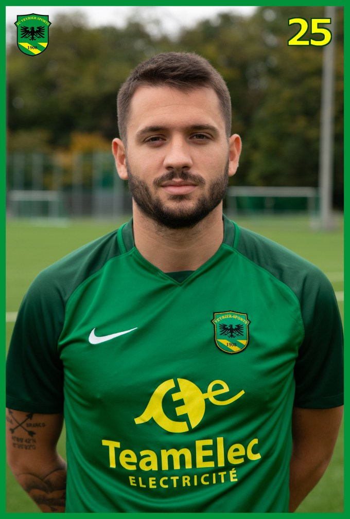 25.Mikael MENDES