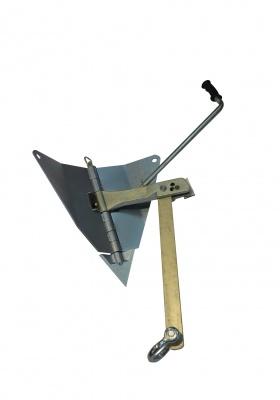 Якорь для лебедки сталь Quattro, цена на PN001 – купить в ...