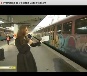 Tavčar Pirkovič Dobro jutro vlak
