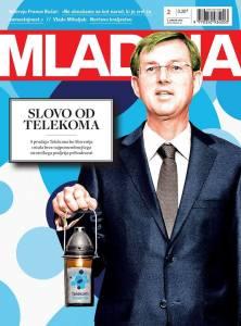 Mladina Telekom prodaja
