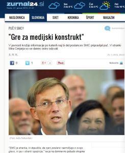 Puč SMC Cerar