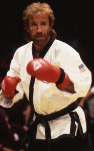 Chuck Norris boks
