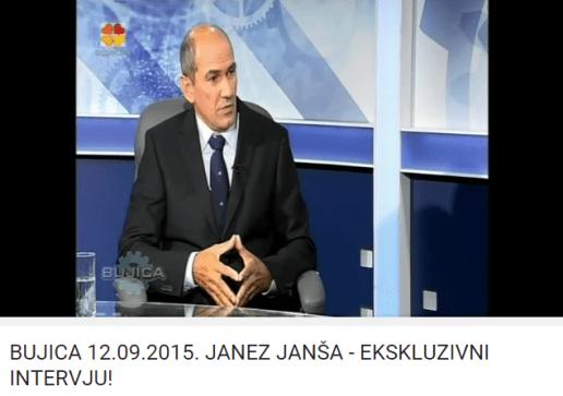Janša Bujica ss