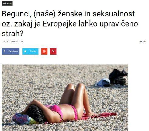 Nova24 Vodeb begunci posiljevalci