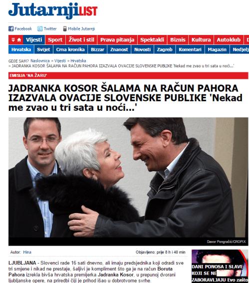 Hina Pahor Kosor žar