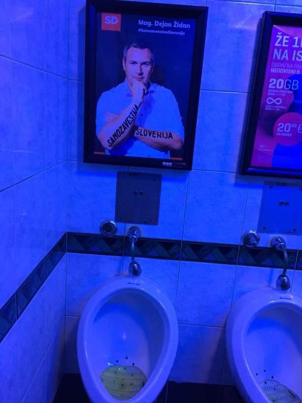 Židan wc