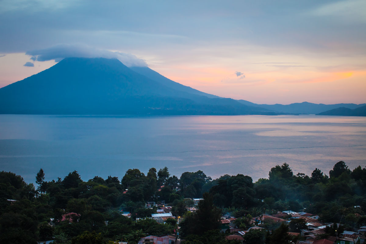 Jaibalito, Guatemala and Lake Atitlán