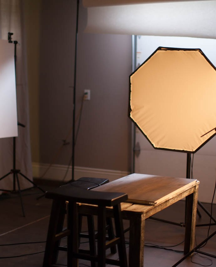 Transforming Your Garage into a Photography Studio