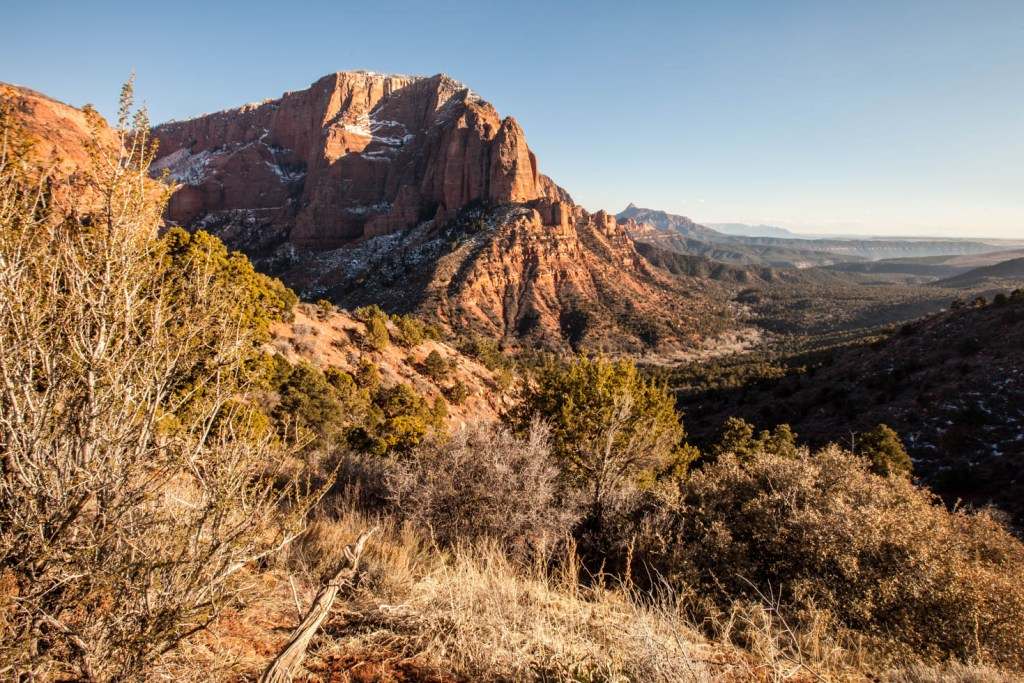 Kolob Canyon at Zion National Park #vezzaniphotography