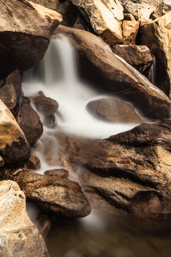Yosemite National Park CA - How to Photograph Silky Waterfalls #vezzaniphotography