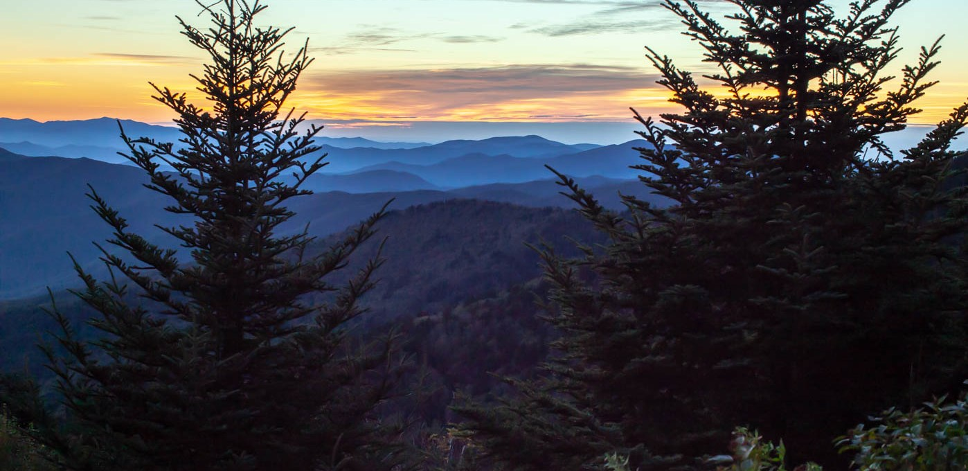 Best Photo Spots:  Great Smoky Mountains National Park