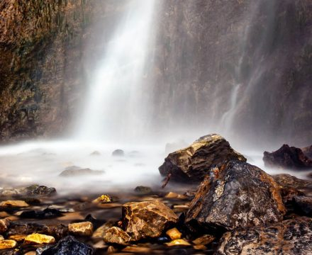 Learn how to edit soft waterfall photos like a pro in Adobe Lightroom
