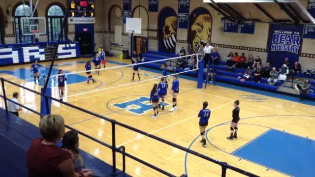 Girls' Varsity Volleyball - Hawthorne High School - Hawthorne, New ...