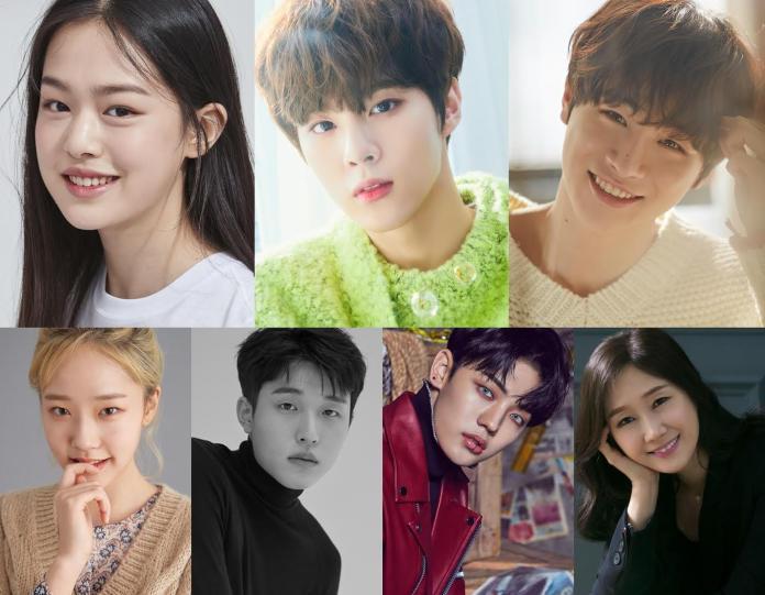 Twenty-Twenty' hé lộ dàn diễn viên 'hút khách' với Kim Wooseok dẫn đầu