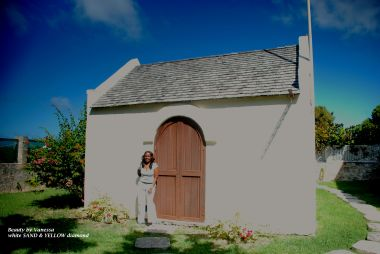 Bayley's Plantation - Original structure of the slave chapel