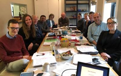 Réunion inaugurale de la Commission de l'Alliance Famvin avec les personnes sans-abri