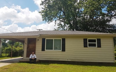 Little Rock – Una pequeña casa liderando el camino