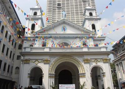 Espoir et souffrance à Manille