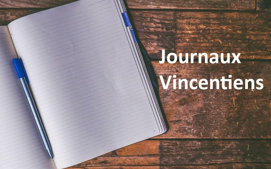 Une cuillerée d'espoir! 5 ml de vodka à la fois – Journaux Vincentiens