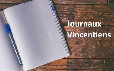 Je le sais – Journaux Vincentiens