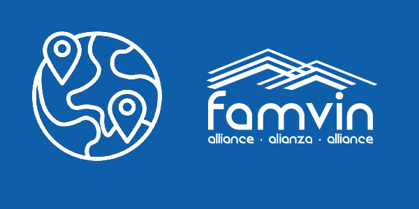 Mapa de los servicios de la Familia Vicenciana con personas sin hogar
