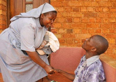 The Sisters of Mercy spread the Vincentian spark among young women in Tanzania