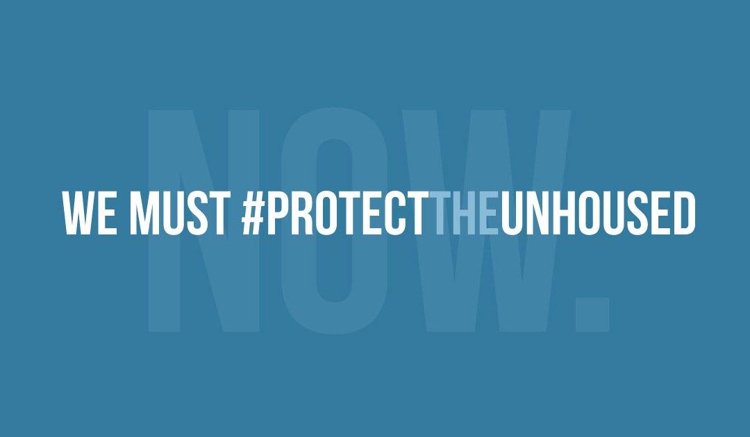 Déclaration mondiale de solidarité et d'action pour protéger les non-logés de COVID-19