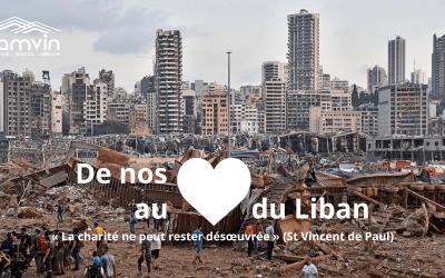 Une explosion de sans-abrisme à Beyrouth