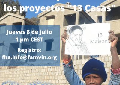"""Lecciones aprendidas de los proyectos de las """"13 Casas"""""""