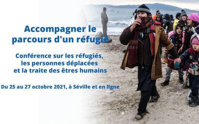 Conférence de la FHA sur les réfugiés, les déplacés internes et le trafic d'êtres humains