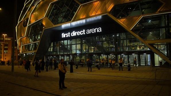 Leeds First Direct Arena