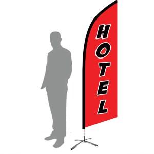 drapeau hotel