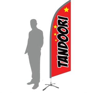 drapeau tandoori pas cher