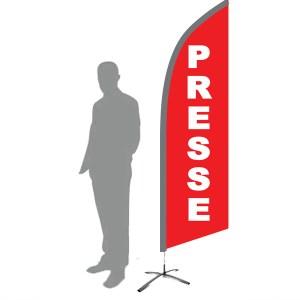 DRAPEAU PRESSE