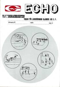 VfL-Echo Dezember 1975 Cover