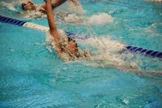 4x100 m Lagen - Mareike Friedrich