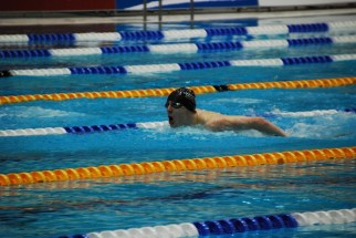 4x100 m Lagen - Jannik Löchte